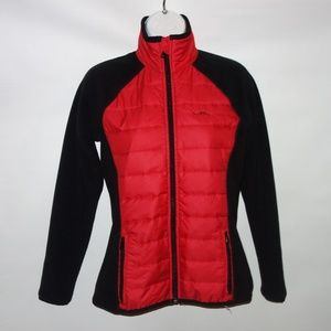 Ralph Lauren Active Puffer Fleece Jacket Petite S